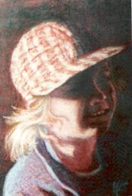 2002 Poppy's new cap
