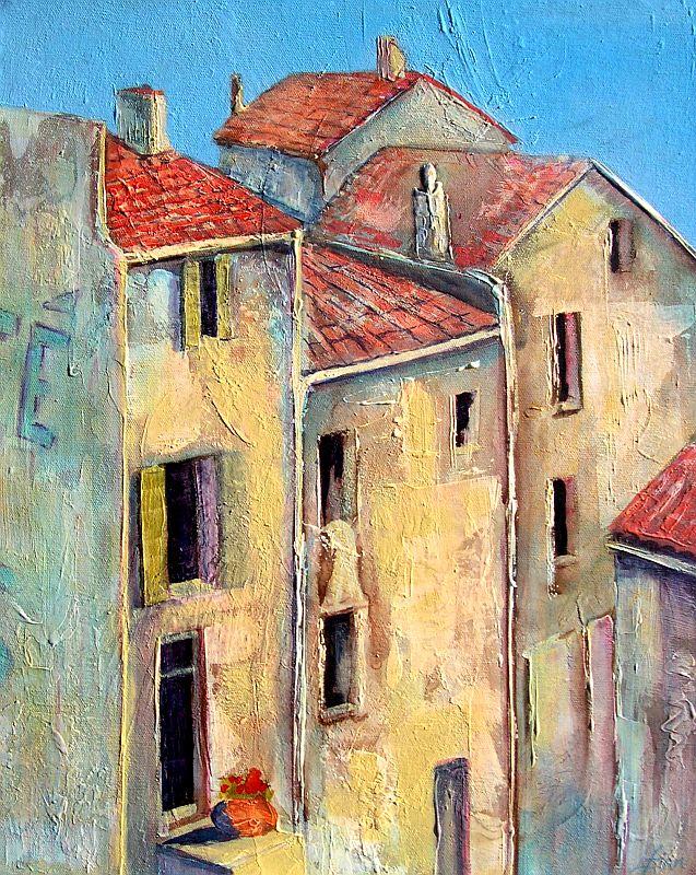 Fayence (acrylic, 2008)
