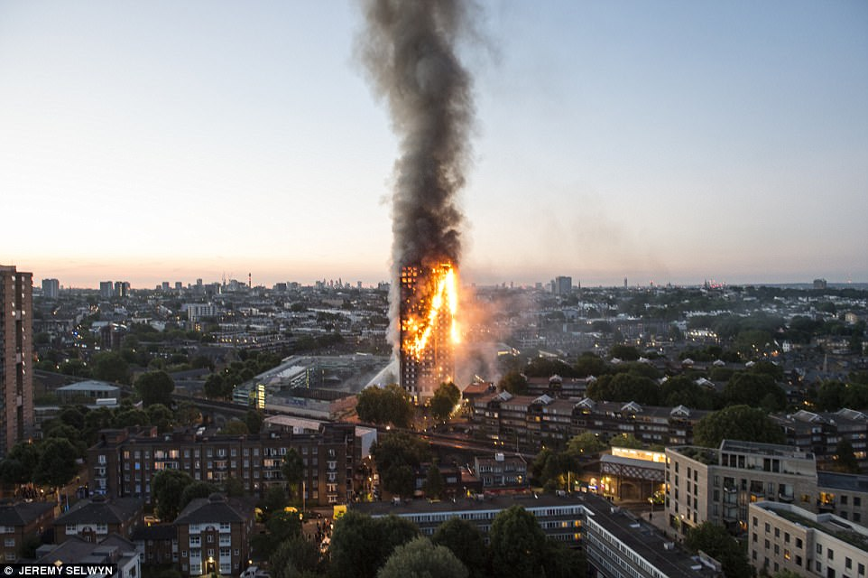 Grenfell – the betrayal