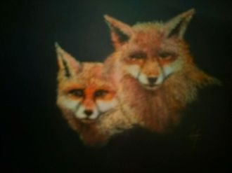 Mr and Mrs Fox (2019)