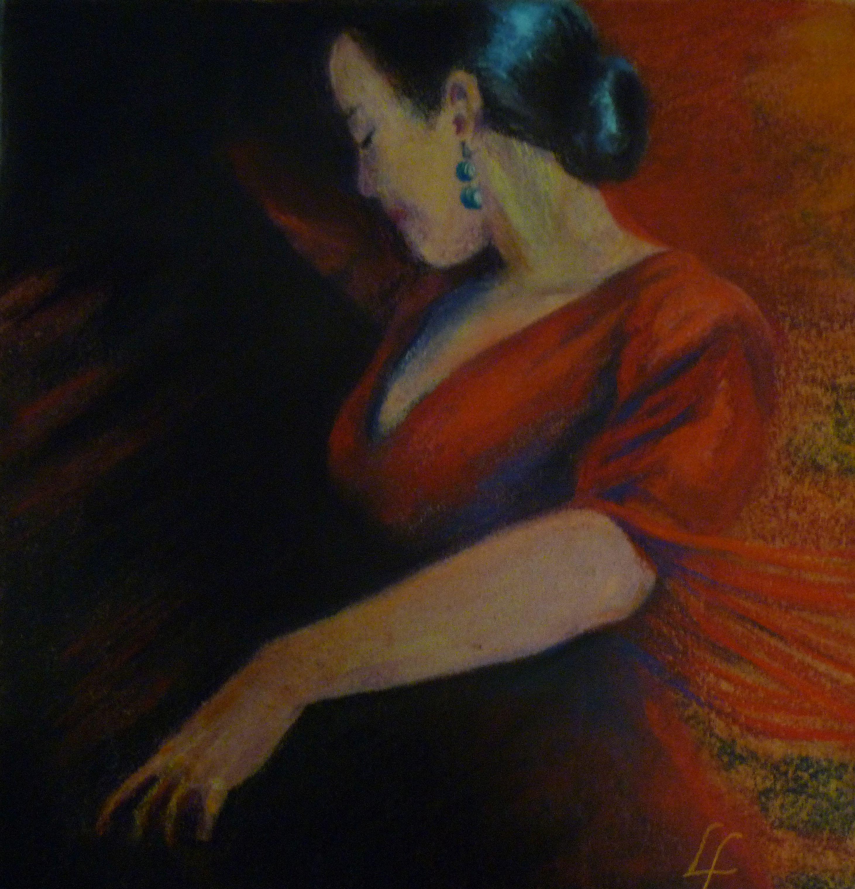 2020 Spanish Dancer